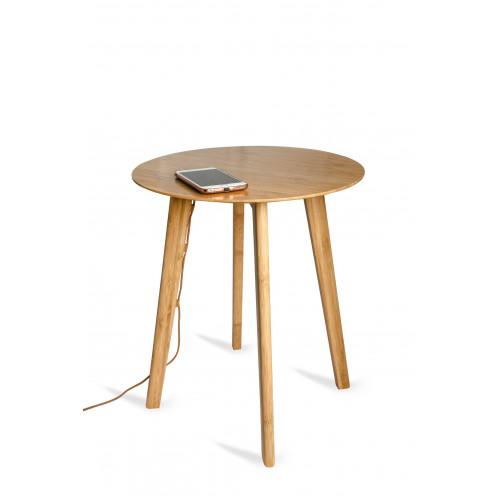 FurniQi Side Table