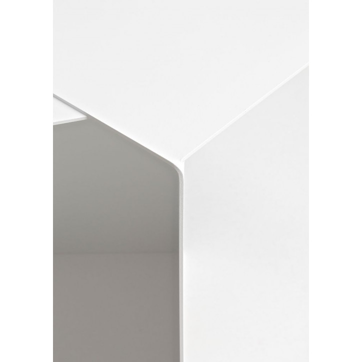 SHIFT Side Table   White