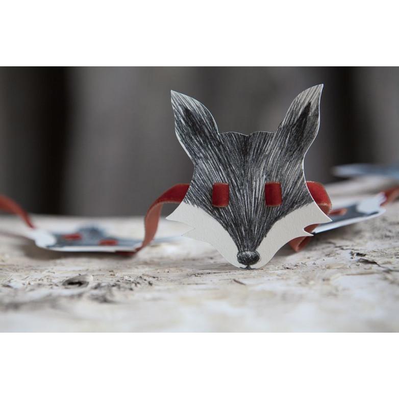 Fox Headdress