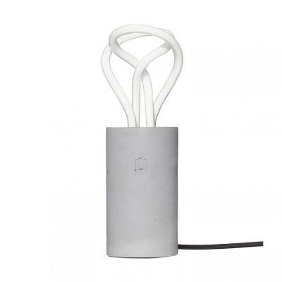 PlumTable Lamp   Grey