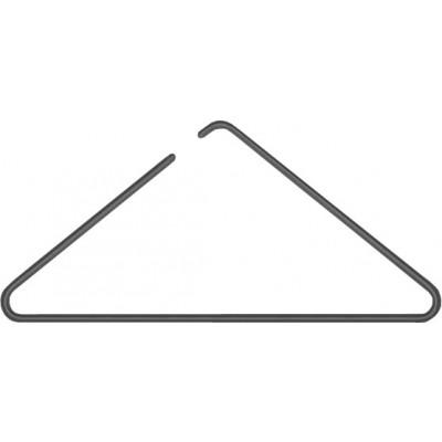Kleiderbügel Triangle | Schwarz