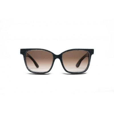 Frensel Denim Sunglasses | Stone Black
