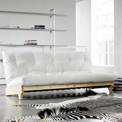 Sofa/Bett Frischer Naturrahmen | Natur
