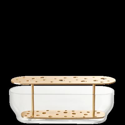 Lange Vase Ikebana