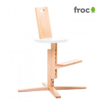 Froc Kinderhochstuhl | Weiß