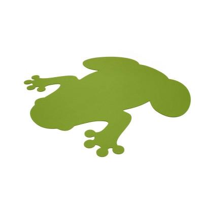 Filzteppich - Frosch