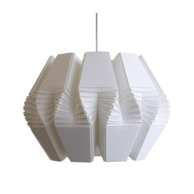 Pendant Lamp Frond Medium | White