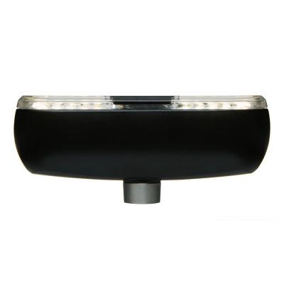 Burner Fahrrad-Vorderlicht | Schwarz