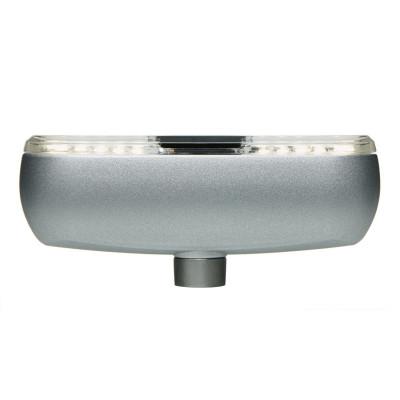 Burner Fahrrad-Vorderlicht | Silber