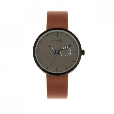 Unisex-Uhr 3900   Braun