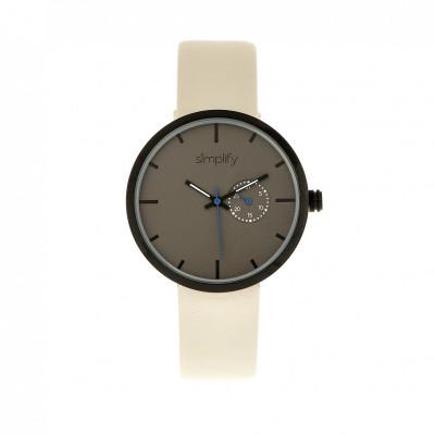 Unisex-Uhr 3900   Eierschale