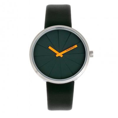 Unisex-Uhr 4700   Braun