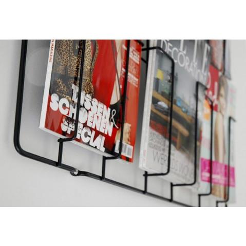 Magazine Frame 9 | Black