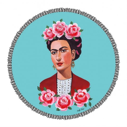 Serviette de Plage Roundie Frida