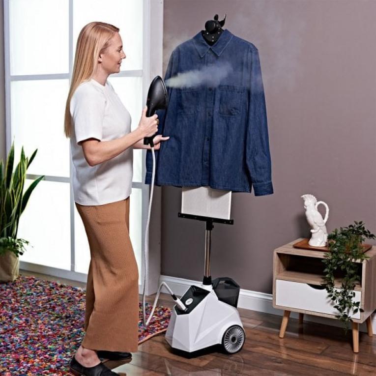 Hochdruck-Kleiderdampfer f1500   Weiß