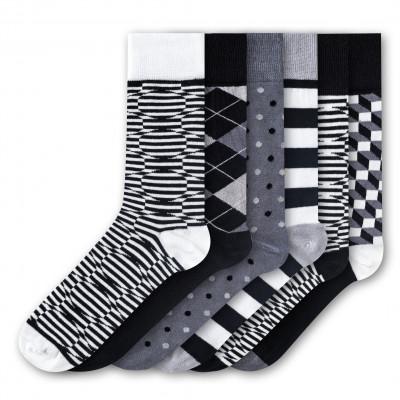 6er-Set Socken für Männer | 40-46