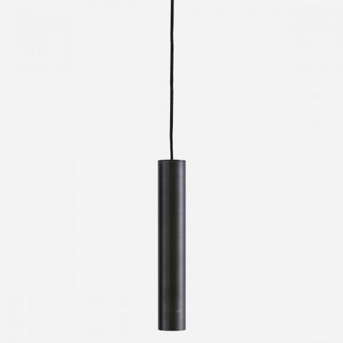 Hängeleuchte Pin | Schwarz Antik -25 cm