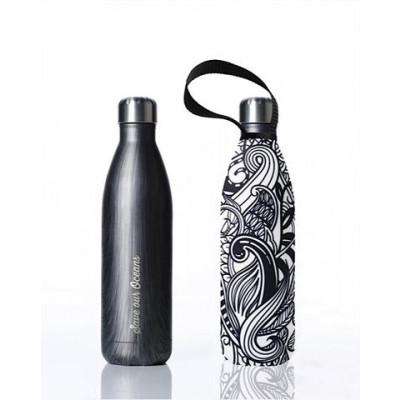 Trinkflasche Future 750 ml & Tragehülle | Koru