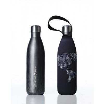 Trinkflasche Future 750 ml & Tragehülle | Blackwood & Globe Lights