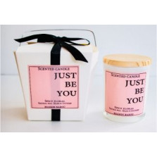 Scented Candle Spicy Floral | Just Be You