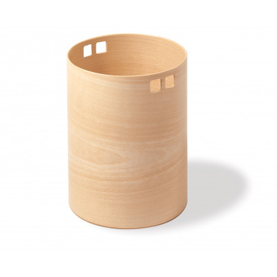 Runder Papierkorb Fuffa | Natur