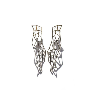 Not Square- Earring NSE01S