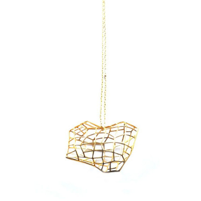 Not square - necklace NSN3D02