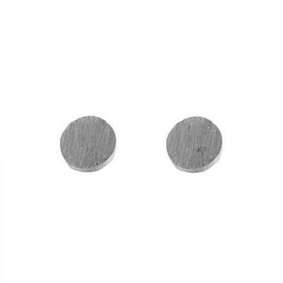 Ohrringe FULLMOON | Grau