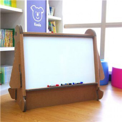 Pinguin Bücherregal & Whiteboard