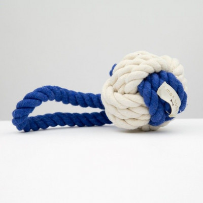 Hoby Rope Toy | Nautical Blue