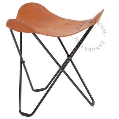 Aufgegebener Stuhl   Naturel