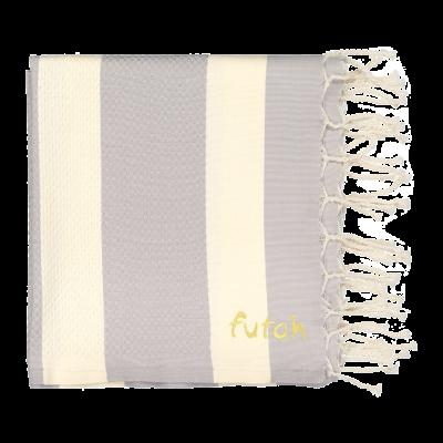 Beach Towel Baleal | Grey