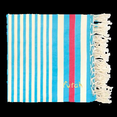 Beach Towel Meco XL | Light Blue