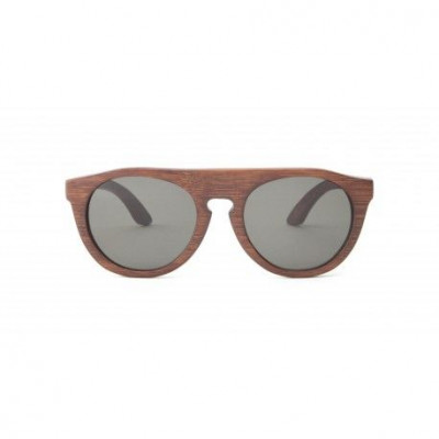 Futura Wooden Sunglasses   Bamboo Cognac