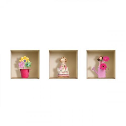 Lustige Blumen