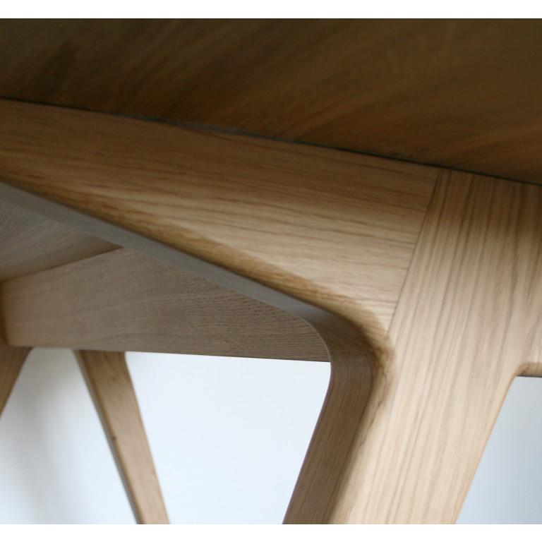 Tisch Remix | Eiche & Schwarz-180 cm