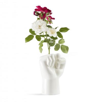 Vase FCK | Weiß