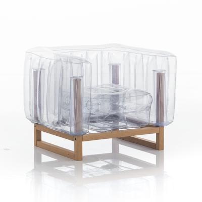 Sessel Yomi Wood   Transparent
