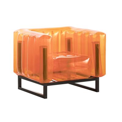 Sessel Yomi Aluminium   Orange