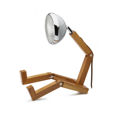 Tischlampe Mr. Wattson | Nardo Grau