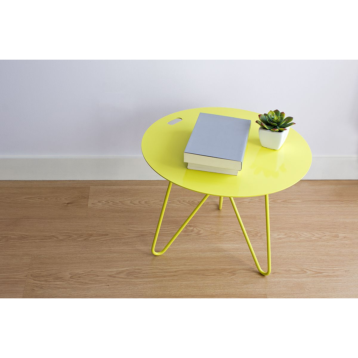 Seis Side Table | Yellow