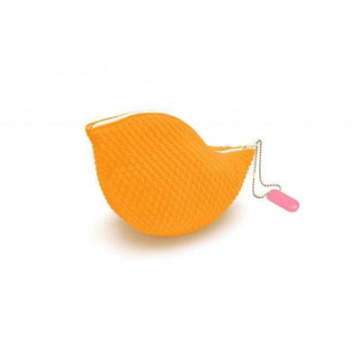 Waschtasche Goosebump | Orange