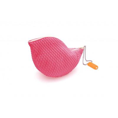 Waschtasche Goosebump | Pink