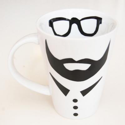 Beard Mug | Glasses