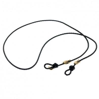 Sunglass Cord   Coco Black
