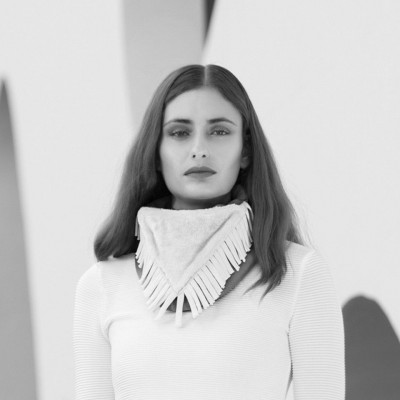 Gala Scarf | Off-white
