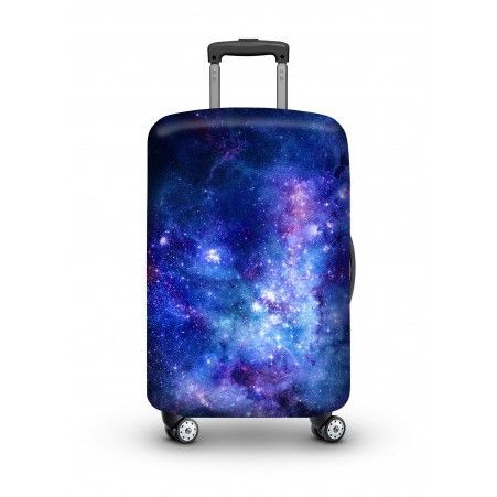 Luggage Cover   Galaxy