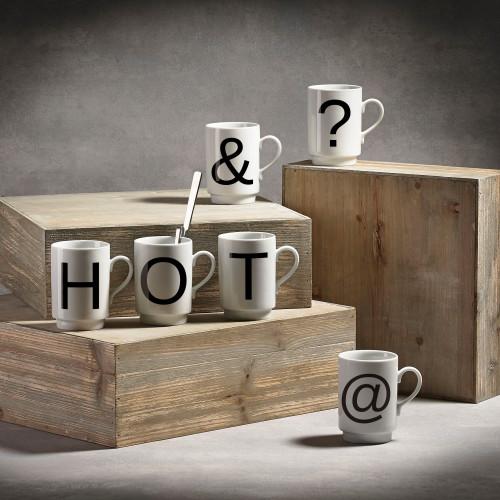 Mug with Letter
