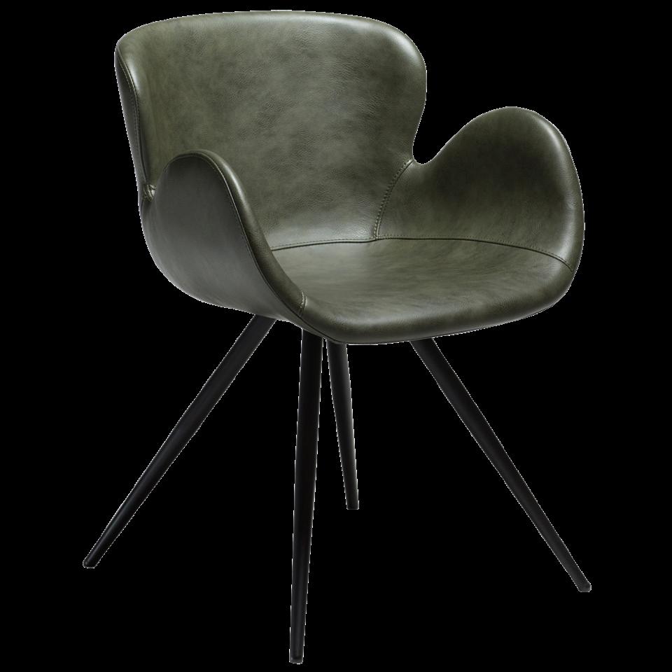 Chair Gaia   Vintage Green