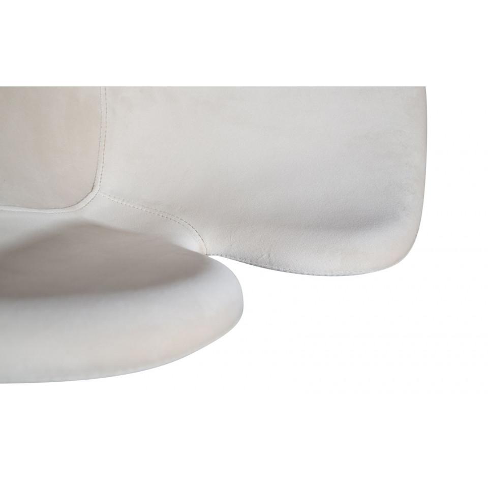 Chaise Gaia | Velours Pearl